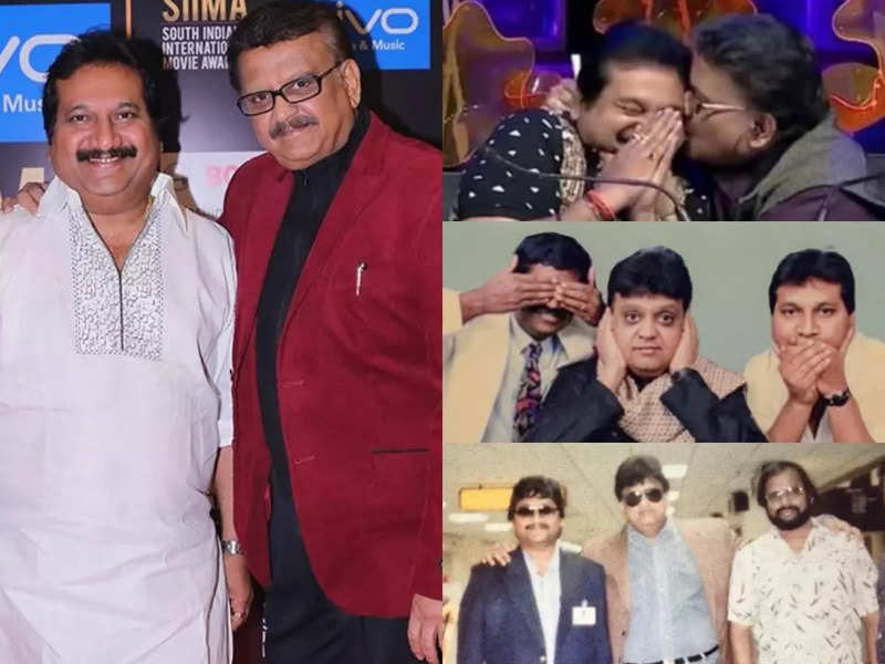 It pains me to see a film music world without SPB sir: Mano