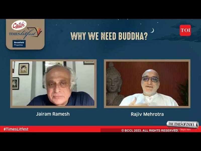 Jairam Ramesh in conversation with Rajiv Mehrotra