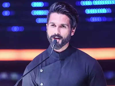 Will Shahid play a cop in his next OTT film?