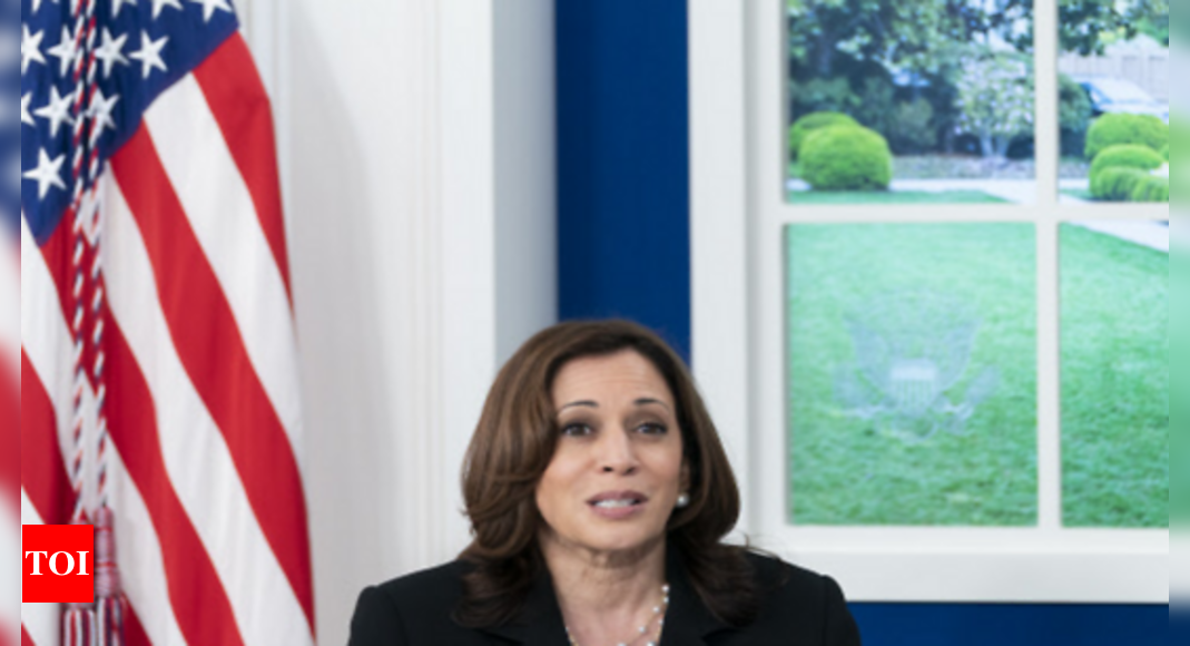 Kamala Harris meeting Modi is 'coming of age' moment for Indian diaspora, says her home state newspaper
