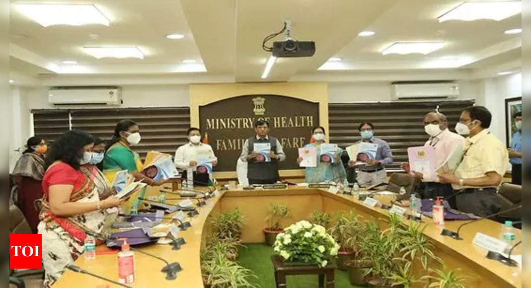 Union health ministry releases post Covid Sequelae Modules; guide on long-term health issues of Covid-19 infection