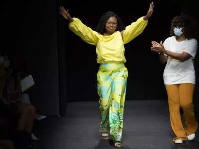 Nigeria-born designer Joy Meribe opens MFW