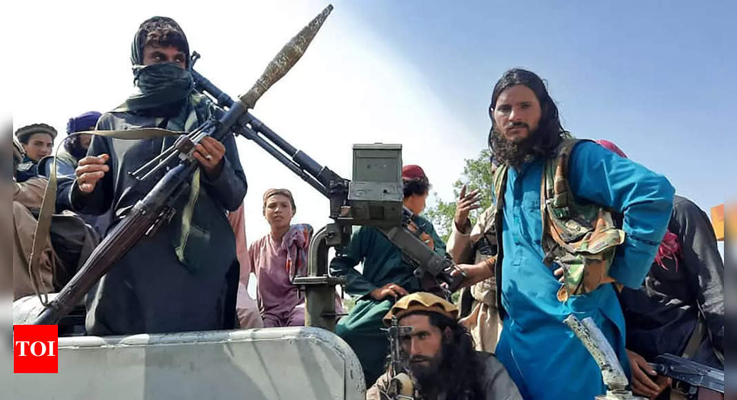 taliban: Afghan newspapers go online due to financial crisis, lack of information under Taliban – Times of India