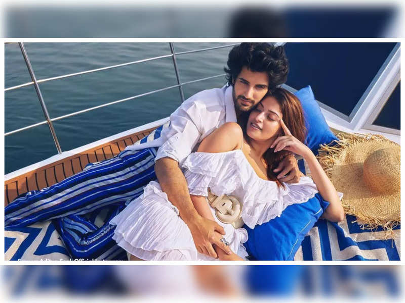 Anushka Ranjan REACTS to reports of her impending wedding with Aditya Seal