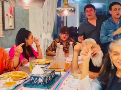 Cast of Sarabhai sings the title track; video