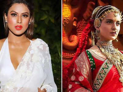 Nia Sharma was approached for Manikarnika