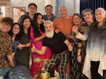 Rajesh Kumar on Sarabhai reunions