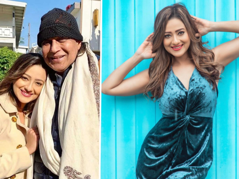 Madalsa Sharma shares what her in-laws Mithun Chakraborty and Yogita Bali have to say about her role in the show Anupamaa