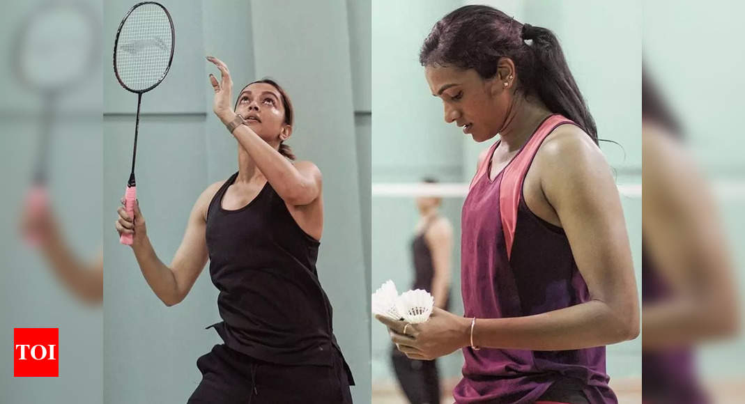 Deepika is PV Sindhu's badminton partner