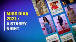 LIVA Miss Diva 2021: A starry night