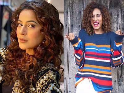 Top 5 Punjabi actress who rocked the curls