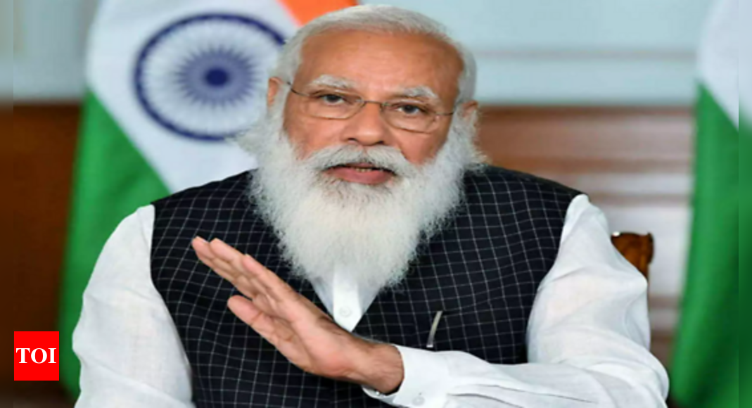 modi:  PM Modi to meet US company CEOs during US visit – Times of India