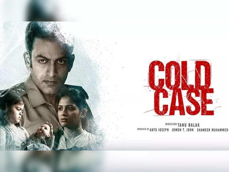Prithviraj's 'Cold Case' set for a World TV premiere soon