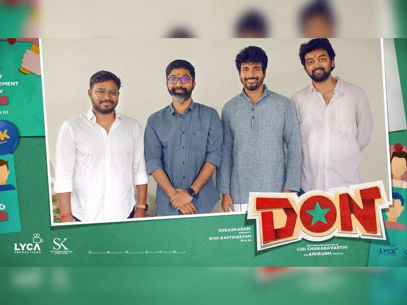 Dubbing for Sivakarthikeyan's Don begins