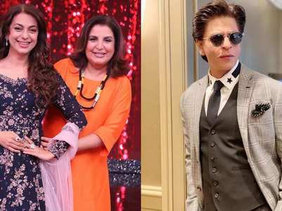Comedy Show: Juhi hilarious story about SRK