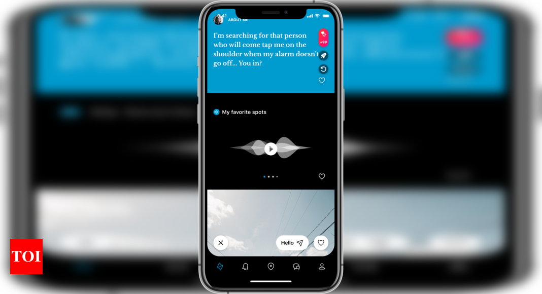 Happn launches its new range of voice features