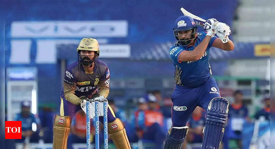 Rohit Sharma becomes first batter to score over 1000 runs against one franchise | Cricket News – Times of India