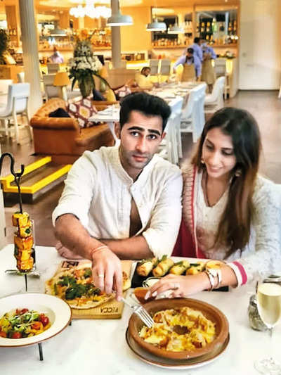 Recommending Recca: Actor and food entrepreneur Armaan Jain and fashion influencer Anissa Malhotra Jain