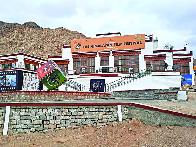 The five-day-long film festival is being organised by the administration of the union territory of Ladakh in collaboration with the Directorate of Film Festivals (DFF), under the Ministry of Information and Broadcasting