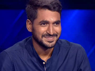 KBC13: 1 crore ques Pranshu couldn't answer