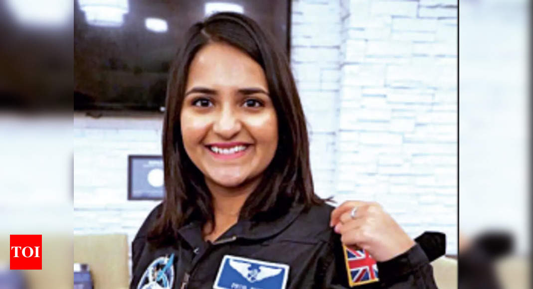 nasa: PIO space scientist wants to give wings to desi students' dreams – Times of India