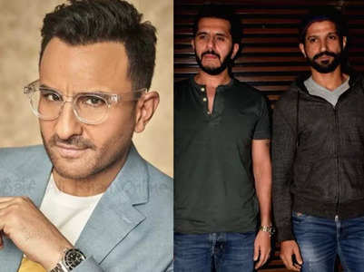 Saif Ali Khan talks about his next film 'Fire'