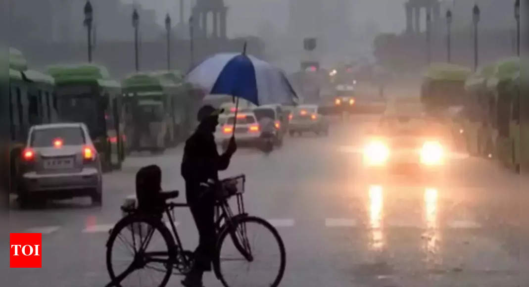 imd: Long monsoon: IMD says retreat unlikely to begin till early October – Times of India
