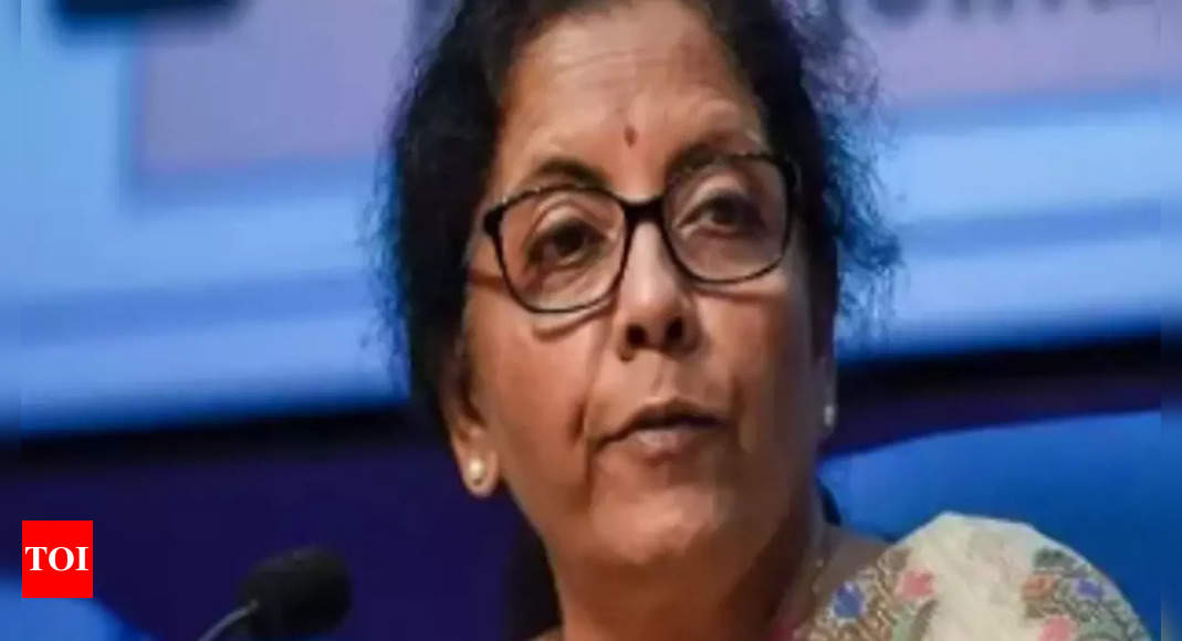 Use tech to up tax compliance: FM Nirmala Sitharaman