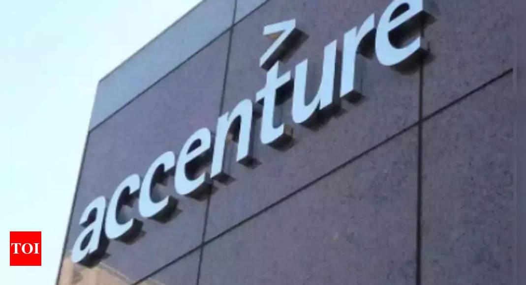Accenture FY21 revenue at billion