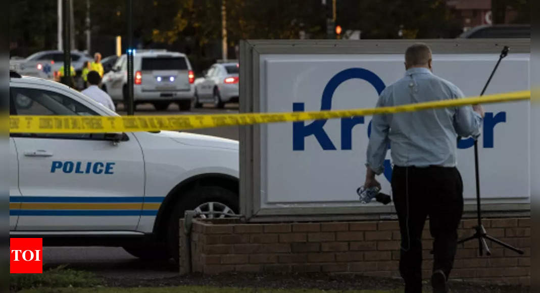 Tennessee grocery store attack: 'He kept on shooting'