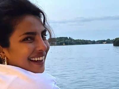 Priyanka bids farewell to summer; see pics