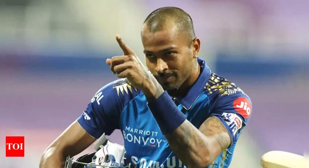 mumbai indians: IPL 2021: Mumbai Indians looking after needs of Team India as well, Hardik Pandya getting closer to playing, says Shane Bond | Cricket News – Times of India