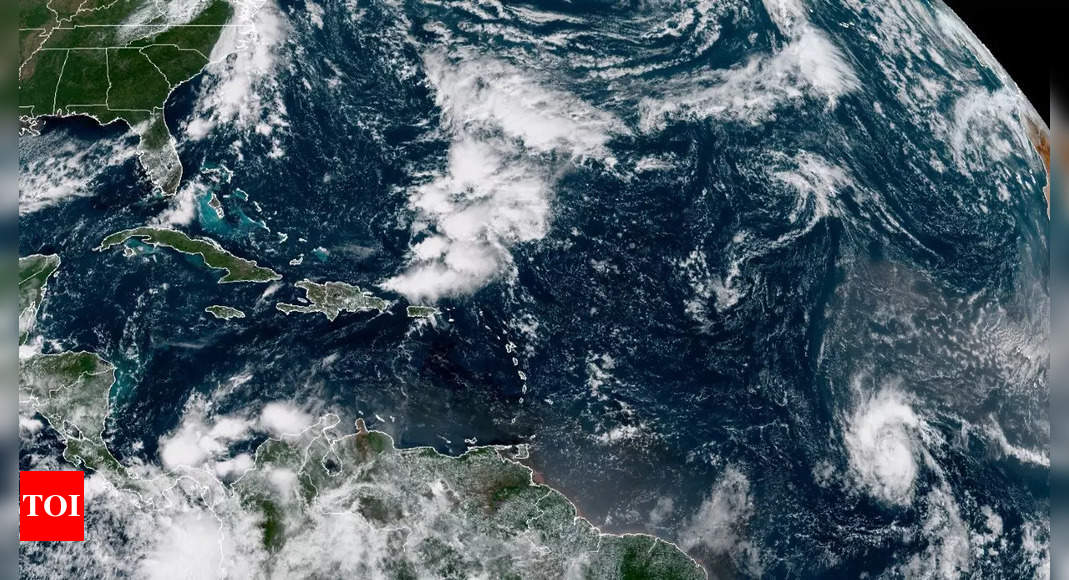 Tropical storm Sam is expected to become a major hurricane by the weekend