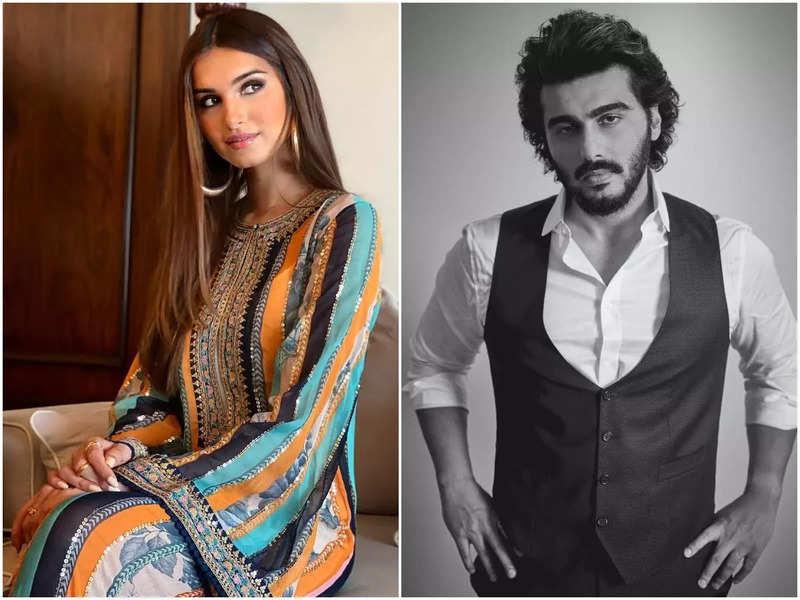 Tara Sutaria and Arjun Kapoor