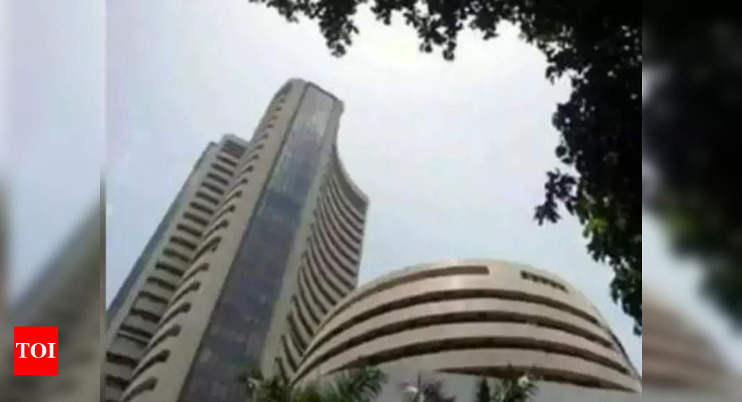 sensex:  Sensex hits 60,000 in just eight months after scaling 50K in January – Times of India
