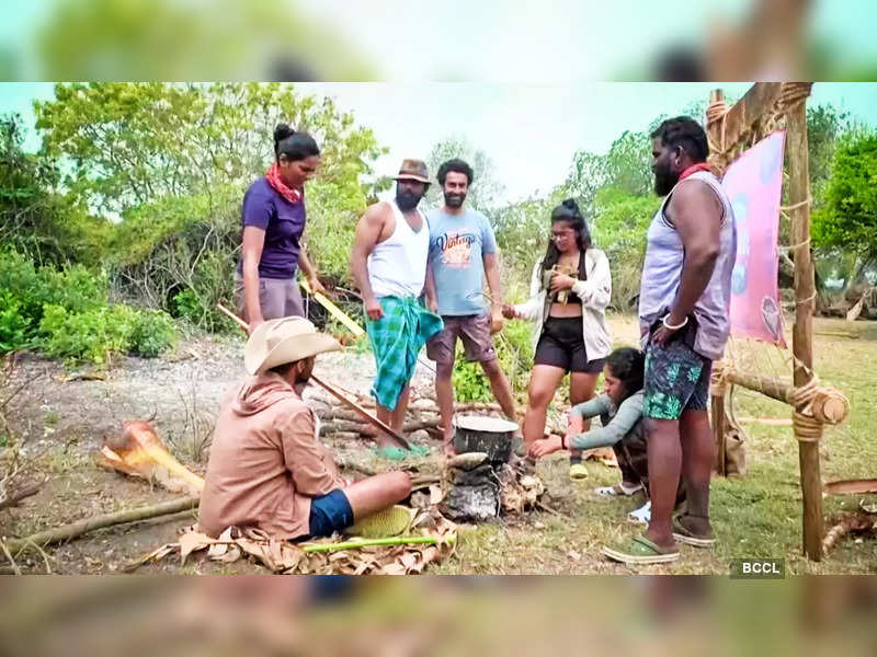 """Survivor Tamil, September 23, highlights: """"Parvathy might have joined the show expecting to dance to 8AM wakeup songs and gossip in the AC house,"""" says Amzath Khan (Screenshot)"""