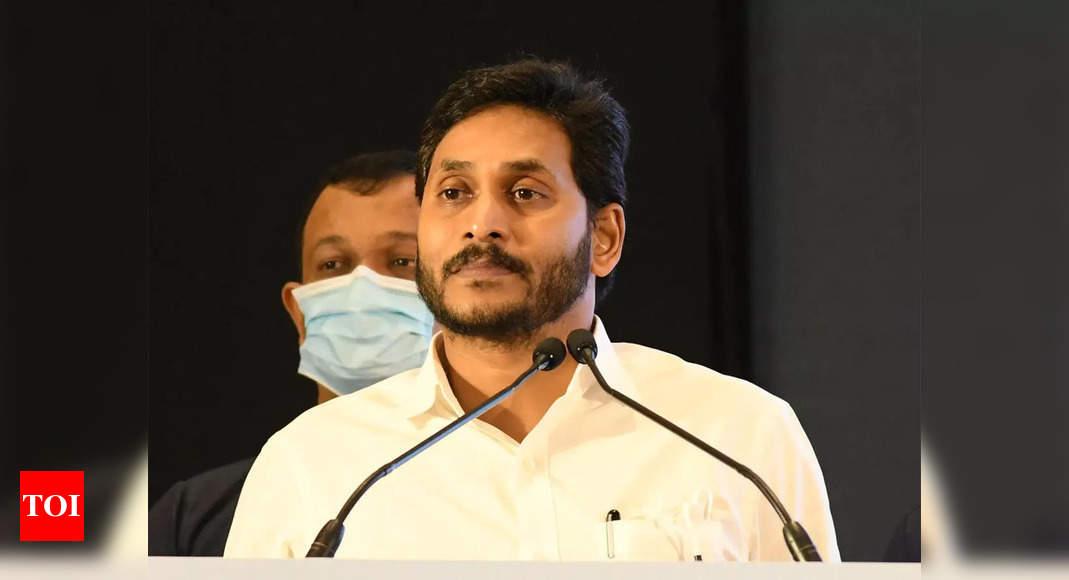 CM Jagan virtually inaugurates American Corner in Andhra University – Times of India