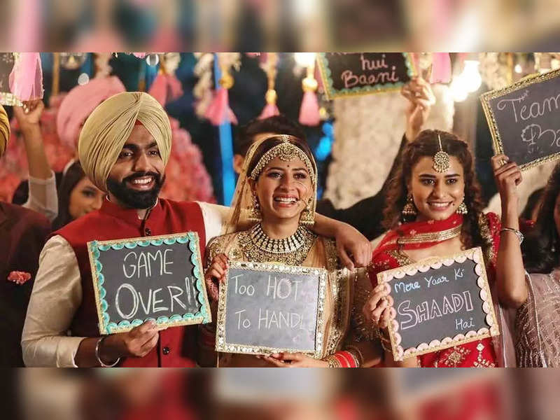 'Qismat 2' Box Office update: Ammy Virk starrer sets a new post-pandemic record