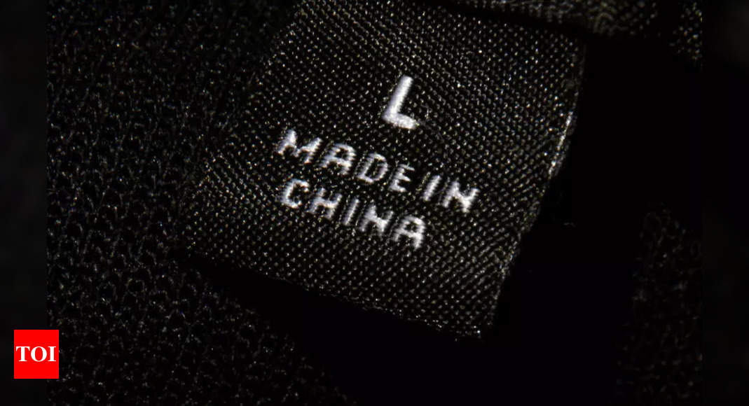 Chinese label pulls clothing line over 'inappropriate' designs