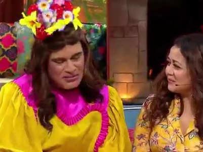 TKSS: Krushna jokes as Neha gets emotional