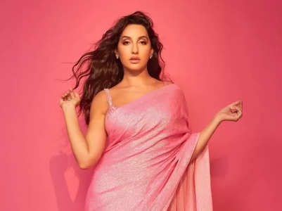 Nora Fatehi approved Pink outfits