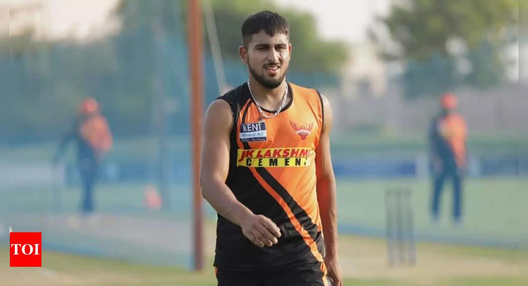 IPL: Umran joins SRH as short-term Covid-19 replacement for Natarajan