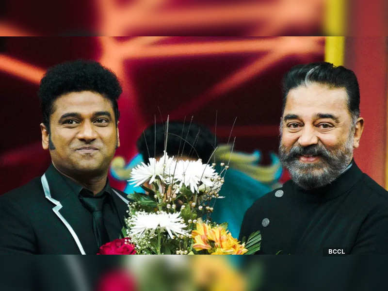 Rockstar Grand Finale: Veteran actor Kamal Haasan to mesmerise the audience with his melodious performance (Photo - Twitter)