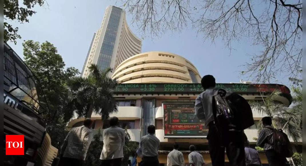 Sensex journey to 60,000: Explained in 10 charts