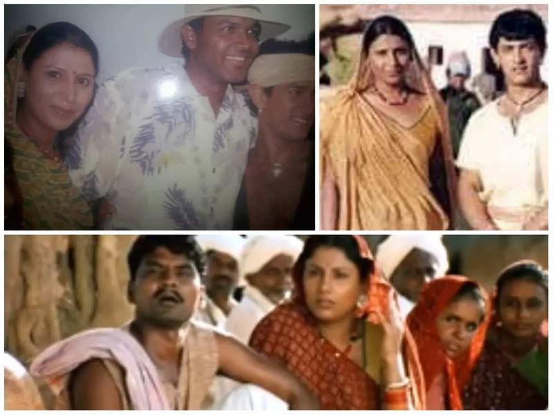Aamir Khan's co-star from 'Lagaan', Parveena seeks help during desperate  times | Hindi Movie News - Times of India