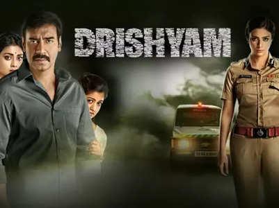 Tabu-Ajay to commence work on Drishyam 2
