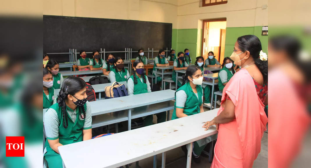 Schools to reopen in entire Maharashtra from October 4