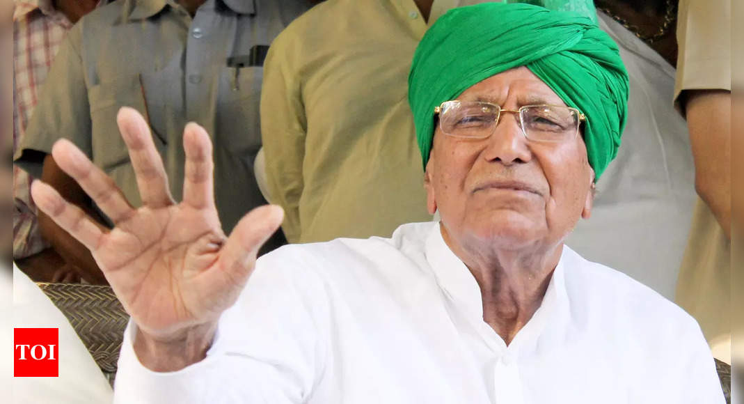 Every possibility of mid-term polls in Haryana: Chautala