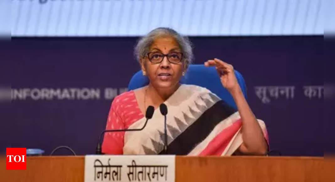 Economy on sustained path of revival: Nirmala Sitharaman