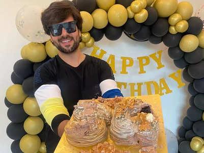 Sanjay Gagnani rings in his birthday